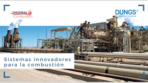 Sistemas innovadores para la combustión