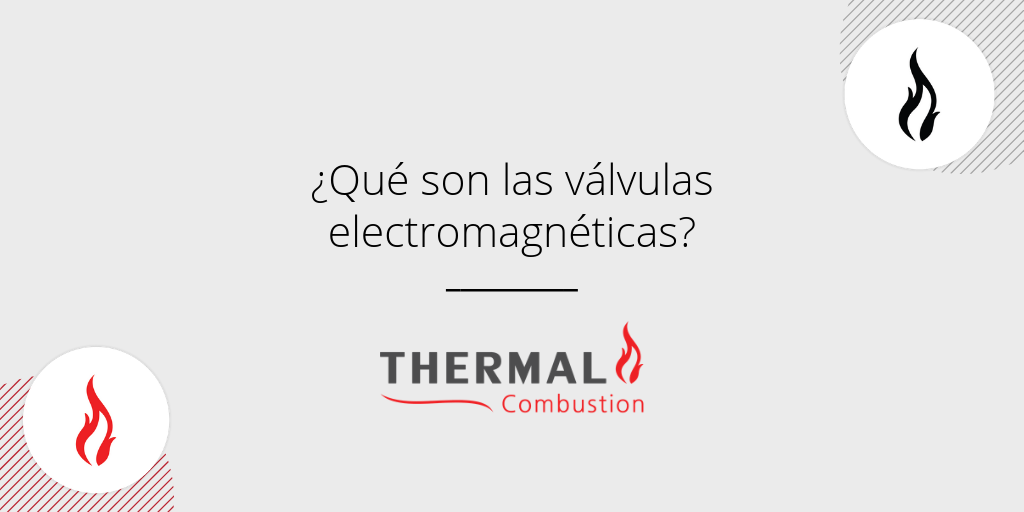 Válvula electromagnética